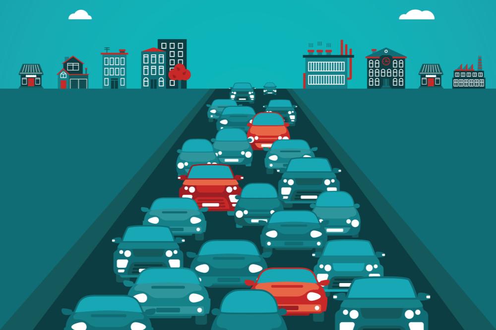 自動車のフォードが、交通渋滞を緩和させるブロックチェーン技術を特許申請。