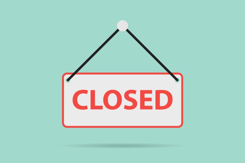 仮想通貨取引業2社が金融庁への申請を取り下げて撤退。