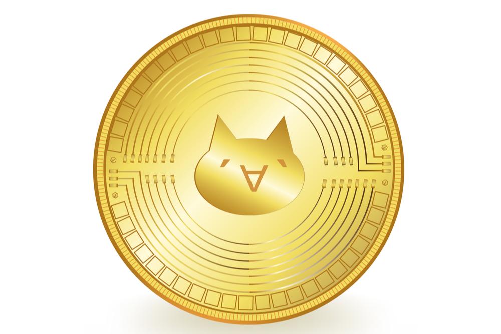 純金でビットコインをつくったサカモト彫刻 今度は純金モナコインを作成中
