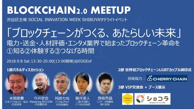 BLOCKCHAIN2.0 MEETUP